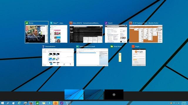 Win10更新:Build 9879加入触摸板三指手势功能