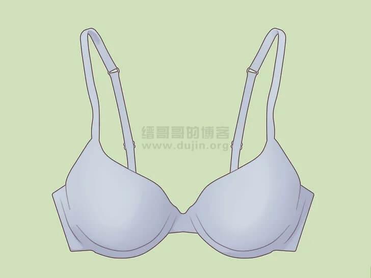 缙哥哥教你如何算胸罩尺码,如何买到合适的文胸,以及Bra应该怎么穿!
