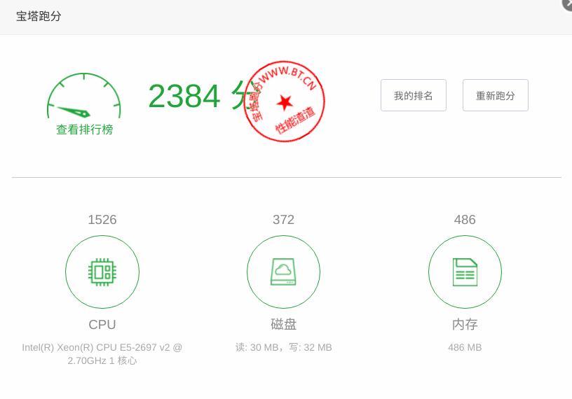 俄罗斯JustHost最低配置200M带宽无限流量VPS评测,月付10.5元