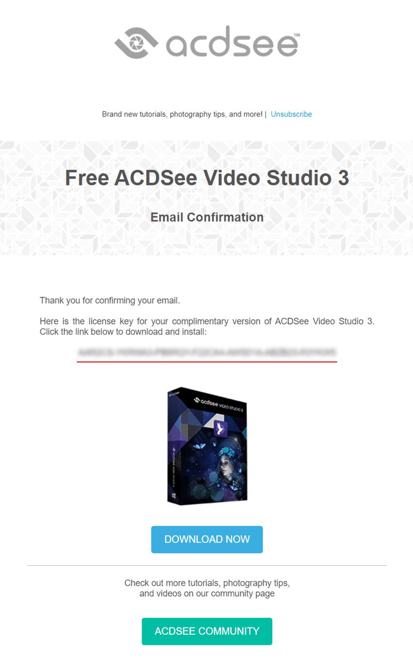 如何安装、激活、汉化 ACDSee Video Studio 3 视频编辑软件