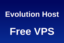 Evolution Host Free VPS 永久免费服务器评测