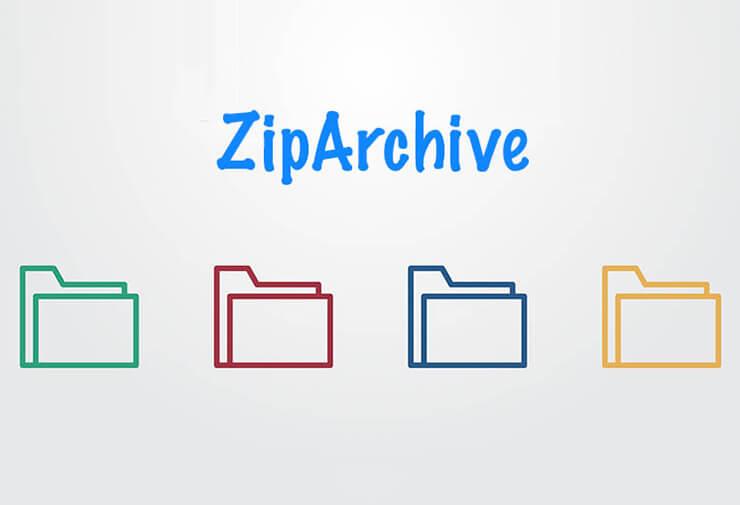 宝塔面板 PHP7.3/7.4 缺少 ZipArchive 模块无法解压的解决办法